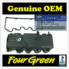 Genuine Engine Valve Cover & Gasket for Hyundai 00-02 Accent 1.5L [2241022610]