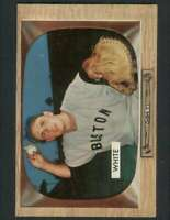 1955 Bowman #47 Sammy White EXMT/EXMT+ Red Sox 77586