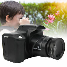 3.0in TFT LCD 18X Zoom HD Digital SLR Camera Continuous Shooting Video Camcorder