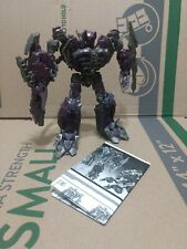 COMPLETE - Shockwave Transformers Dark of the Moon Voyager Class DOTM
