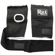 RAX MMA Boxing bandage inner hand wraps gel padded gloves protective