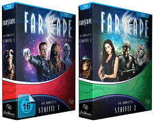 Farscape - Verschollen im All - Staffel 1+2 [BLU-RAY] - Deutsch - Fernsehjuwelen