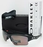 NEW Oakley Quarter Jacket sunglasses Black Prizm Daily Polarized 9200-17 Youth