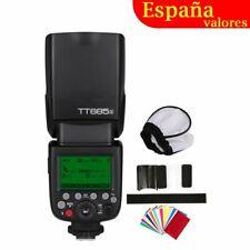 Godox TT685S TTL 2.4G Flash Speedlite Light para Sony A77II A7RII A7R Cámara