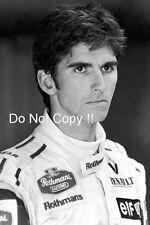Damon Hill Williams 1994 fotografía de retrato F1 1