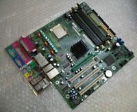 Dell Dimension 0N2828 N2828 Socket LGA 478 Motherboard with CPU & Backplate