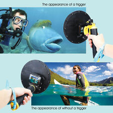 Handheld Underwater Diving Dome Port Camera Case Cover for GoPro Hero 5 / 6 NEW