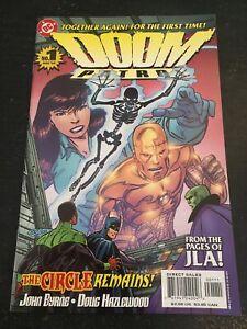 Doom Patrol#1 Incredible Condition 9.4(2004) John Byrne Art!!