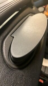 Porsche visor mirror cover (1) 996/997-911, 986/987 Boxster, Cayman)