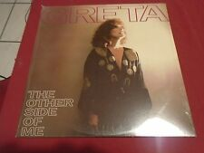 GRETA THE OTHER SIDE OF ME VINYL RECORD LP