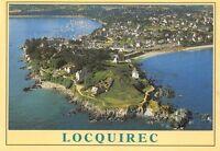 CPM - LOCQUIREC - Vue générale de la pointe et son sentier des douaniers