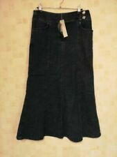 Per Una Cotton Blend A-Line Casual Skirts for Women