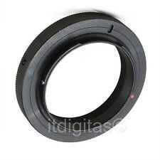 T2 T Mount Lens Adapter for Nikon D200 D300 D300S D700 D800 D1H D2Hs D3 D3s D4