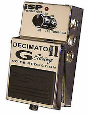 ISP Technologies Decimator II Noise Reduction Pedal - New
