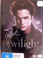 DVD Twilight Signature Edition (region 4) robert pattinson