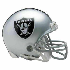 Las Vegas Raiders VSR4 Riddell Football Mini Helmet New in box