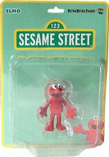 123 SESAME STREET (SESAMSTRASSE) Sammlerfigur aus Kunststoff ELMO