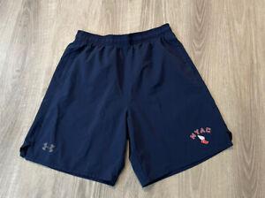 Men's NYAC Under Armour Shorts - Medium - Navy