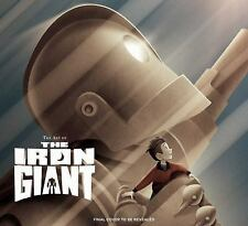 The Art of the Iron Giant by Ramin Zahed (2016, Hardcover)