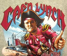 TAMPA BAY BUCCANEERS John Lynch lrg T shirt 2003 tee Pigskin Pirates safety #47