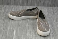 **Skechers Poppy-Studded Affair 73913 Comfort Shoes, Women's Size 5, Taupe