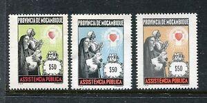 Mozambique RA68-RA70, MNH,Women and Children 1967-1970. x23271