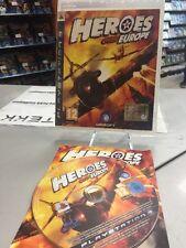 Heroes Over Europe Ita PS3 USATO GARANTITO