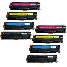 8 Cartucce di Toner (Set) per HP LaserJet Pro 200 Color MFP M276n & MFP M276nw