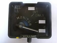 C-2298/VRC CONTROL  FOR AN/VIC-1 MILITARY INTERCOM SET FOR MILITARY VEHICLE NEW
