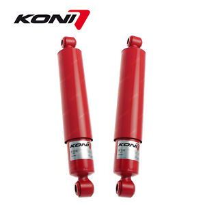 Koni Rear Hydraulic Heavy Track Shock Absorbers for Toyota HiLux 79-83