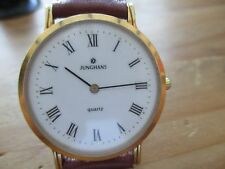 JUNGHANS WATCH,,,QUARTZ FOR REPAIRS SPARES ONLY,,NON RUNNER