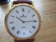 Junghans Armbanduhr,,, Quarz zur Reparatur Ersatzteile nur, nicht Runner