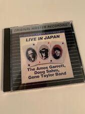 Amos Garrett and Doug Sahm - Live in Japan - Original Master Recording CD