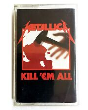 Metallica - Kill Em All - Cassette 8381424