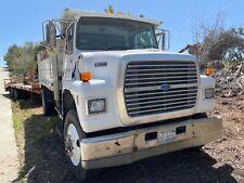Ford LN8000 Dump Truck 1995 Low Miles
