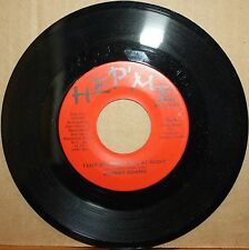 JOHNNY ADAMS I Live My Life At Night NO GETTIN' OVER ME  N.O. Soul 45 HEP'ME 162