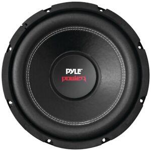 """Pyle Plpw12D Power Series Dual-Voice-Coil 4Ohm Subwoofer (12"""", 1,600 Watts) PYLP"""