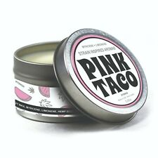 PINK TACO: SWEET GUMMIES Terpene + Hemp Aromatherapy Entourage Candle