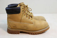 Colorado Gold Nubuck Leather Wheat Work Hiking Boots  Womens 10.5  -   Men's 8.5