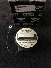 Bentley Arnage Azure Chrome Jewel Gas Fuel Filler Cap PF110524PA NEW OEM NOS NLA