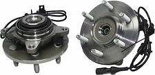 2 LH & RH Front Wheel Hub & Bearing FORD EXPEDITION LINCOLN NAVIGATOR 03-06 4WD