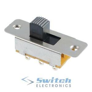 Standard On-On Slide Switch DPDT 1.5A