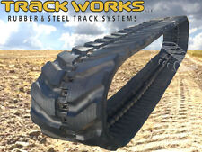 Bobcat X331E & 331E Rubber Tracks - 300x52.5x80, Mini Excavator