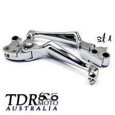 05/06 Harley Heritage Springer Fuel Injection FLSTSC - Clutch Brake Levers