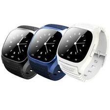 M26 Bluetooth 4.0 Smart Wrist Watch Phone for IOS Android iPhone Samsung L&6