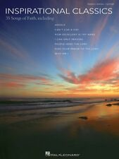 Inspirational Classics Sheet Music Piano Vocal Guitar SongBook NEW 000311374