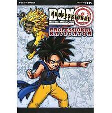 Dragon Warrior (Quest) Monsters Joker 2 Professional Navigator data book / DS