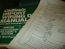 1978 fiat in manuals & literature | ebay, Wiring diagram