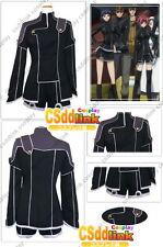 Code Geass Kallen Black Knights uniform cosplay costume csddlink