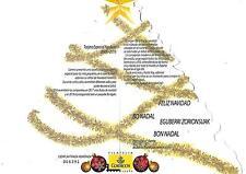 Tarjeta especal Navidad del Servicio Filatélico Oficial 2016-2018